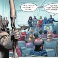 Starfire, Roy Harper, Nightwing